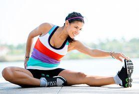 Ćwiczenia rozciągające mięśnie i nogi