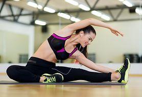 Rozciąganie - zasady i przykładowe ćwiczenia
