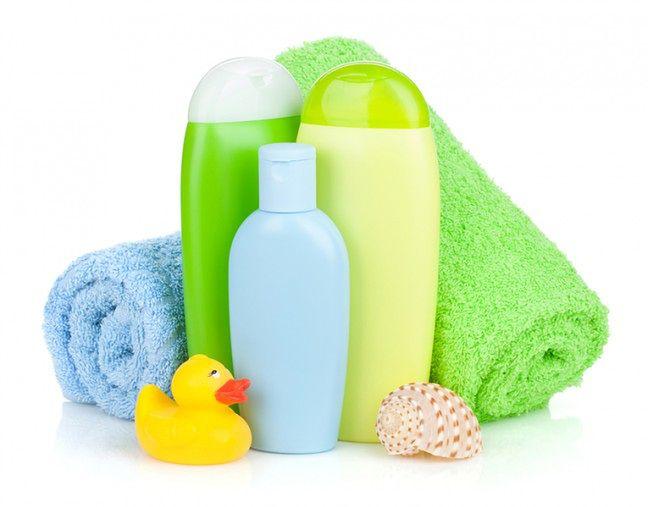 Produkty ochronne dla skóry dziecka
