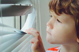 Aranżacja okien w pokoju dziecka - propozycje