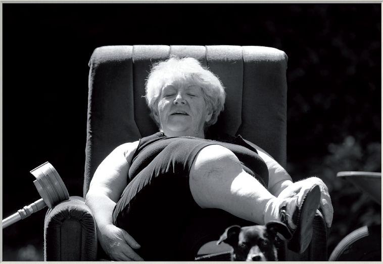Barbara Piasecka / Oblicza Starości w Wielkopolsce