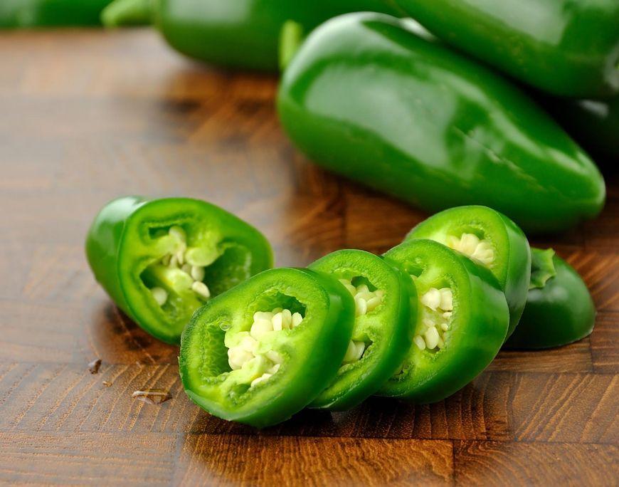 Papryka zielona - 91 mg witaminy C w 100 g produktu