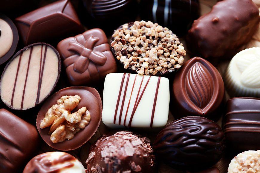 Mniej słodyczy