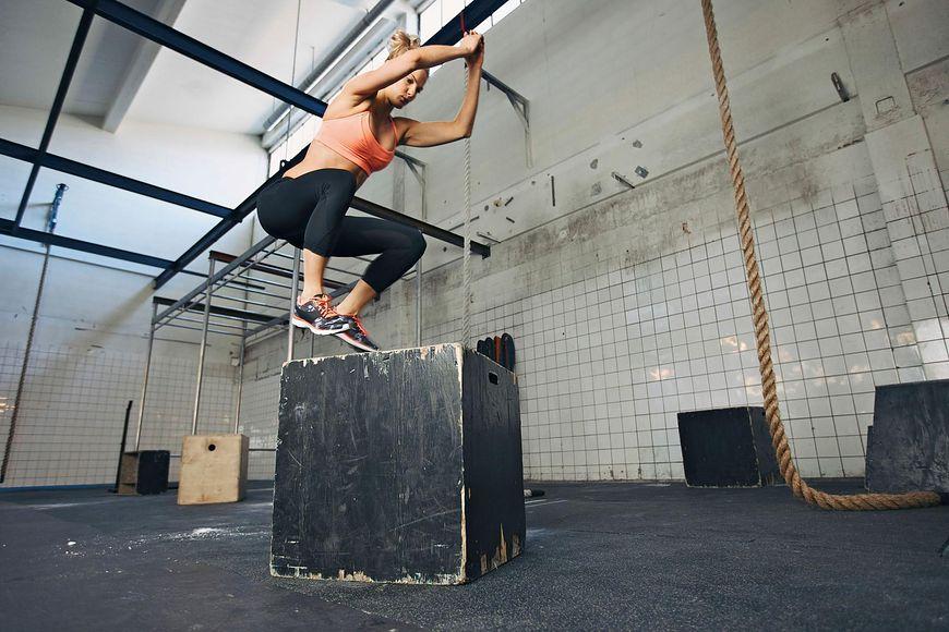 CrossFit nawet: 1000 kcal