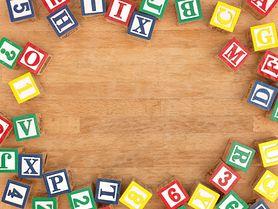 Jak nauczyć dziecko alfabetu?