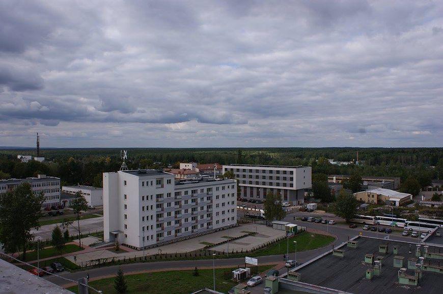 Powiatowy Zakład Opieki Zdrowotnej w Starachowicach - 832.06 pkt.