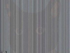 Zaskakująca iluzja optyczna. Co widzisz na obrazku?