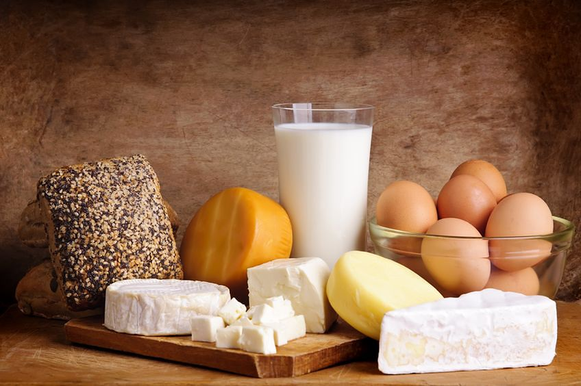 Objawy nietolerancji laktozy