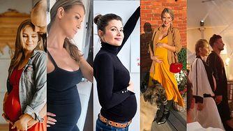 Polskie gwiazdy w ciąży. Sprawdź, komu w 2019 roku urodzi się dziecko