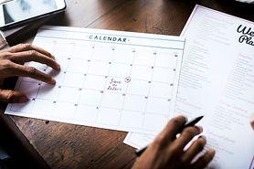 Kalendarz porodu - obliczanie terminu porodu, reguła Neagelego, USG