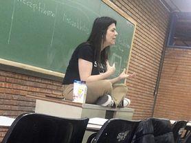 Koronawirus w Argentynie. Profesor zmarła na oczach studentów. Była chora na COVID-19