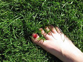 Skręcenie stopy