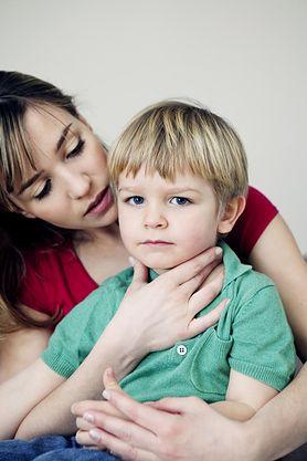 Wirusowe zapalenie gardła u dzieci