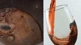Kawa i wino obniżają ryzyko raka piersi (WIDEO)