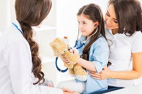 Dziecko u lekarza – co robić, by dziecko nie bało się wizyty?