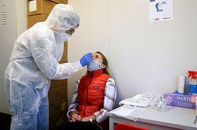 Bartosz Fiałek o testach na koronawirusa ze śliny: mam nadzieję, że staną się powszechne (WIDEO)