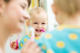 Higiena dziąseł jako niezbędny wstęp do higieny jamy ustnej niemowlęcia