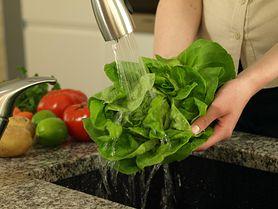Uczymy dobrych nawyków – mycie owoców i warzyw