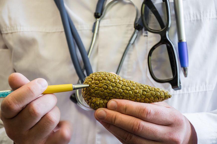 Wczesne objawy raka trzustki [123rf.com]