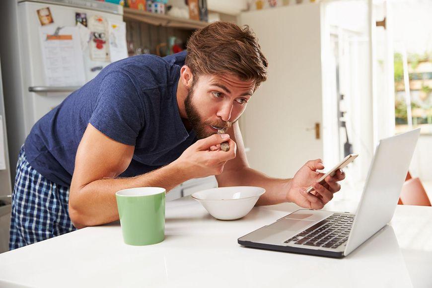 Co się stanie, gdy przestaniesz jeść śniadania? [123rf.com]