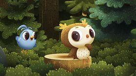 Co oglądać z najmłodszymi? Animowany serial o sówce ODO debiutuje na ekranie