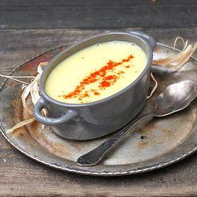 Przepis na zupę krem z kukurydzy