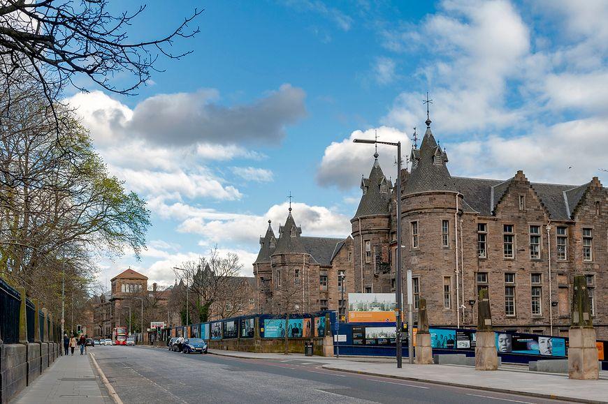 Szpital w Edynburgu