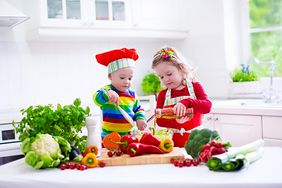 6 produktów, które warto podawać rosnącemu dziecku