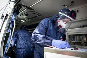 Prof. Simon: ja nie odróżniam mutacji wirusa, leczę ciężkie zapalenie płuc (WIDEO)