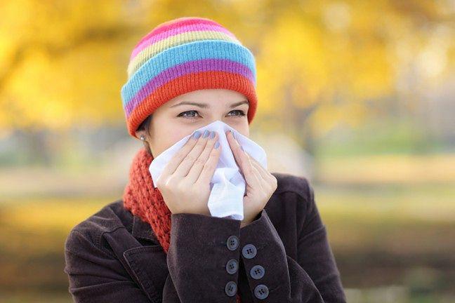 Alergia na zimno