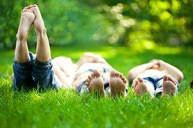 Jak dbać o stópki dziecka?