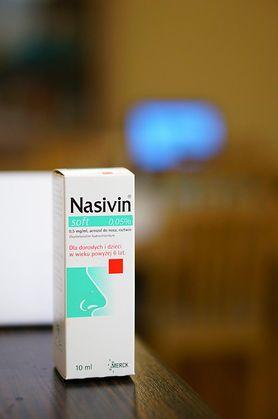 Nsivin soft (classic) - wskazania, dawkowanie, przeciwwskazania, skutki uboczne