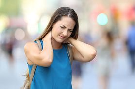 Ból kręgosłupa szyjnego