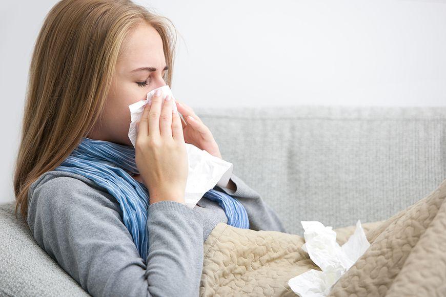 Problemy z nosem i zatokami