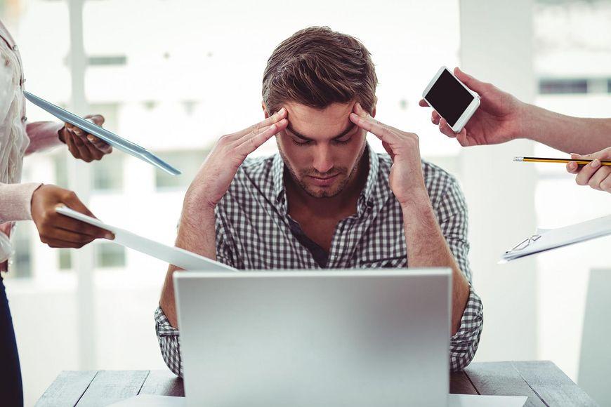 Stres powoduje spadek libido [123rf.com]