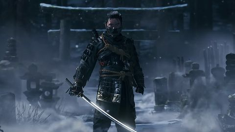 Ghost of Tsushima - gameplay pełen bushido