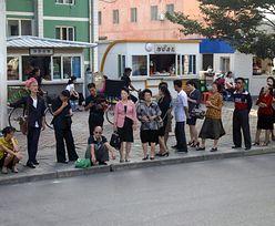 Korea Północna. Nawet 12-letnie prostytutki na ulicach