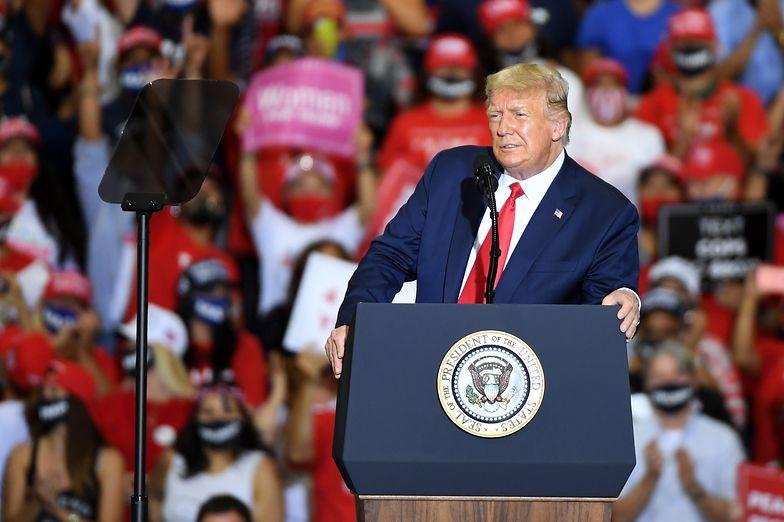 Wybory 2020 w USA. Zostało 50 dni. Jest najnowszy sondaż