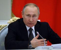 Loty nad Rosją. Władimir Putin wycofuje się z międzynarodowego traktatu