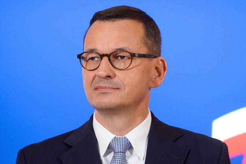 Premier Morawiecki zaszczepiony na COVID-19. Przyjął preparat AstraZeneca