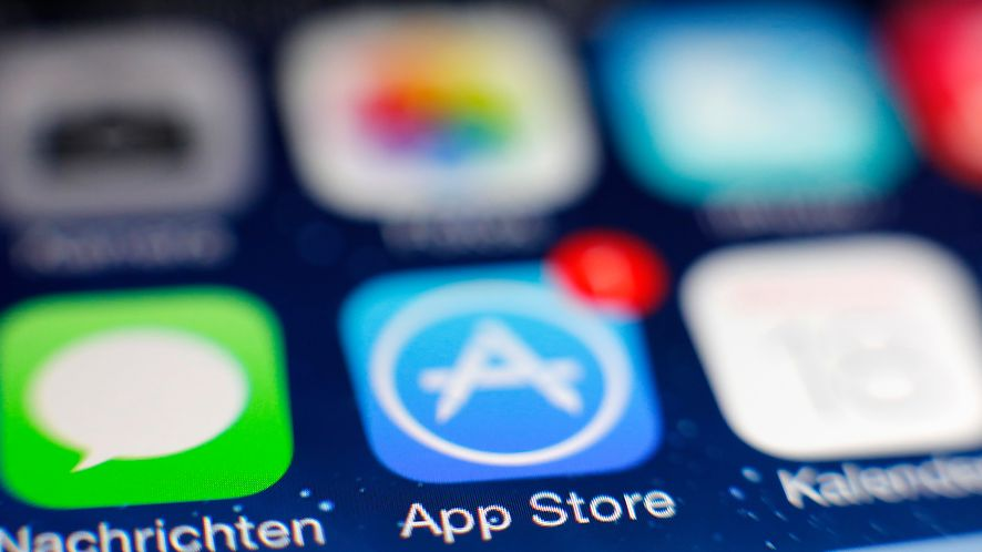 Ikona App Store'a.(Getty Images)