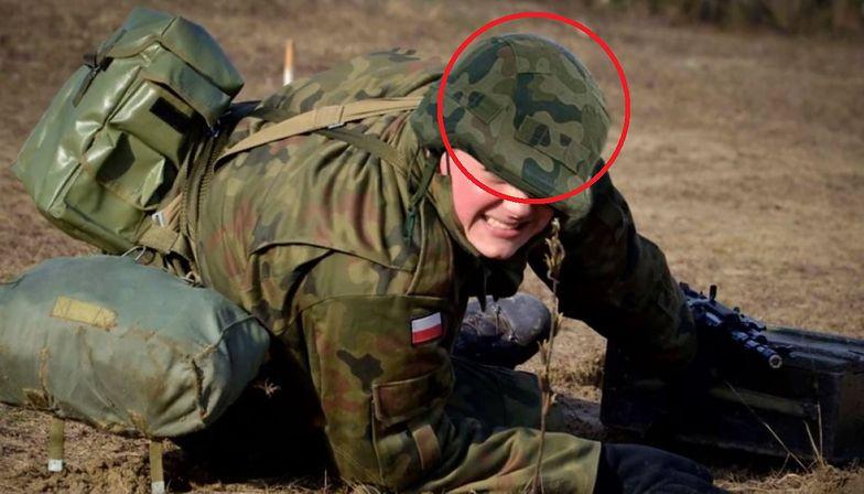 Polscy żołnierze mieli na głowach hełmy z Photoshopa. Oszustwo wykryli internauci