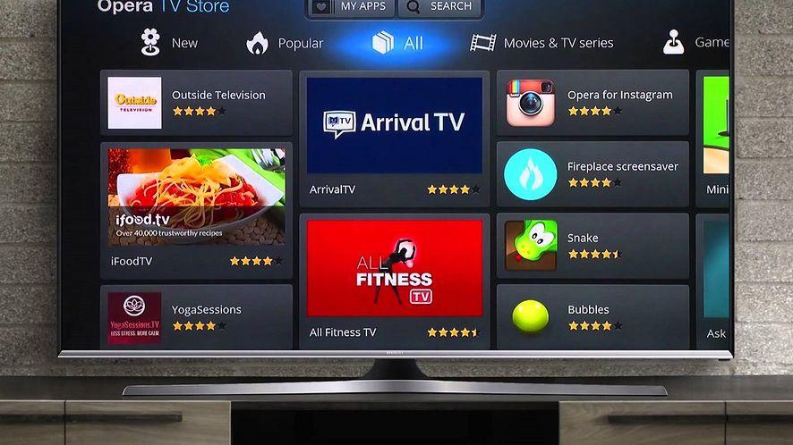 Opera na telewizorach zmienia nazwę, teraz to Vewd Browser