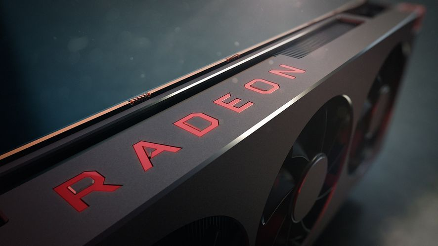 AMD Radeon VII / Fot. Materiały prasowe