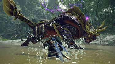Rozchodniaczek: Strachy, strzelanie i studiów kupownie - Monster Hunter Rise