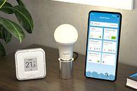 Nowości Smart Home od FRITZ: żarówka LED, wielofunkcyjny przycisk, aplikacja - fot. materiały prasowe