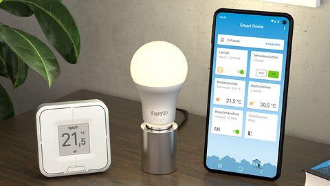 Nowości Smart Home od FRITZ: żarówka LED, wielofunkcyjny przycisk, aplikacja