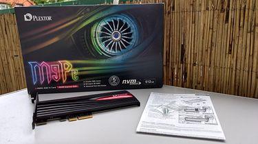 Plextor M9Pe (512 GB) — teścik szybkiego i wydajnego dysku SSD