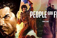 Pierwszy dzień People Can Fly na warszawskiej giełdzie - People Can Fly