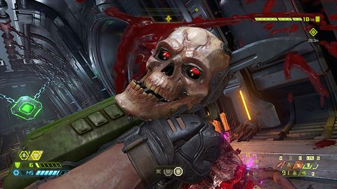 Doom Eternal z ray tracingiem, nowym trybem i problemami z zapisem